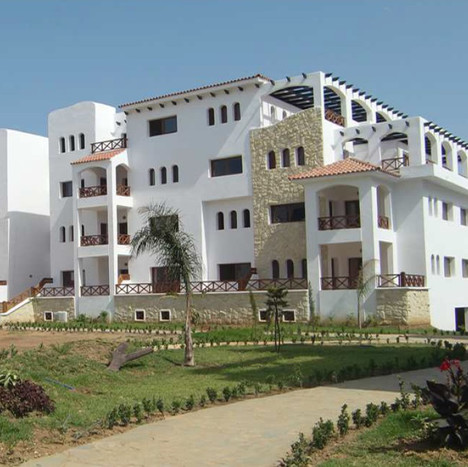 Residential complex Costa Cabo in Martil