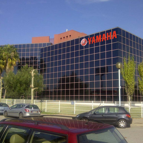 Internal redistribution of the offices of Yamaha Motors