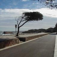 Parapet walk of les Muscleres Grosses