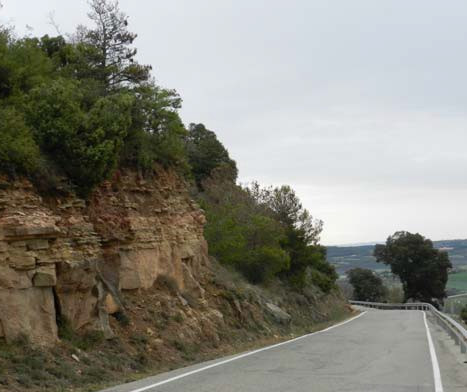 Extension, improvement and paving of the C-149a road