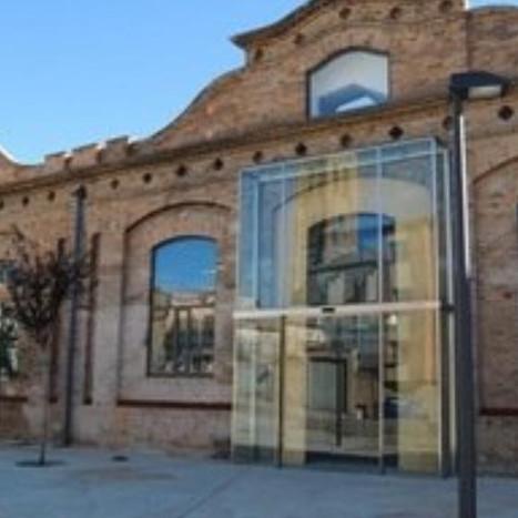 Extension of Centre de Recursos Tecnològics Comunitaris Rogelio Rojo in Masquefa