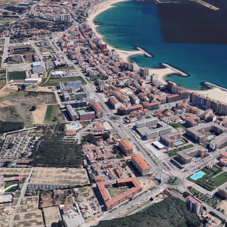 Ordination of the C-253 road between the Calonge stream and the access to Palamós