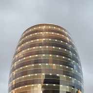 100 Business Plaza building