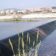 Maintenance flow contribution in Llobregat River and aquifer recuperation