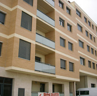 Apartment building in Avinguda de la Generalitat in Ulldecona
