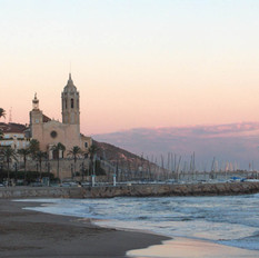 Sanitation remodeling in Sitges
