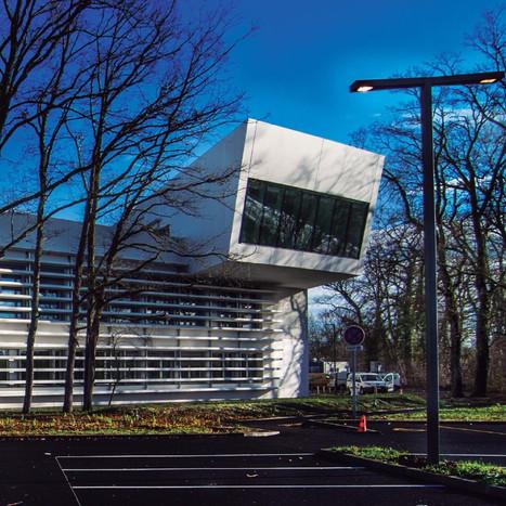 Facilities project of BAT 774 building of CERN