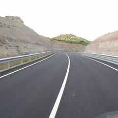 Road C-233 to La Granadella - El Soleràs