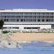 Hotel Colón in Caldes d'Estrach