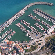 Submarine emissary of the WWTP in Sitges