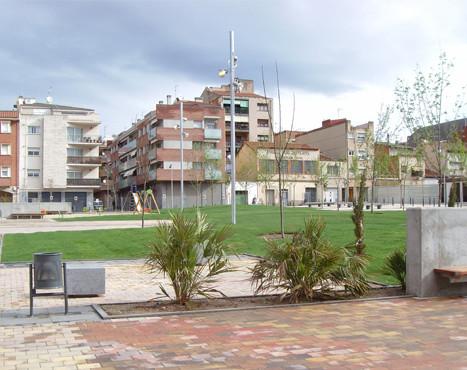 Urbanization of the FUPAR industrial park - Fira de Terrassa