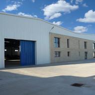 Industrial warehouse in Al-Jadida
