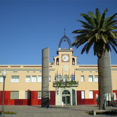 Facilities of Santa Coloma de Gramanet town hall building