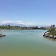 Project of Padre Renato Poblete River Park
