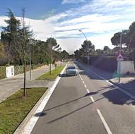 Urbanization of the junction of the BV-1221 between Av.Arenes and c/Joan Camps in Matadepera