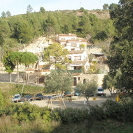 S-4 south area reparcelation in Begur