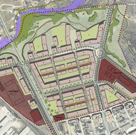 """Residencial Nord"" strategic area in Sant Vicenç de Castellet"