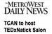 TCAN to host TEDxNatick Salon