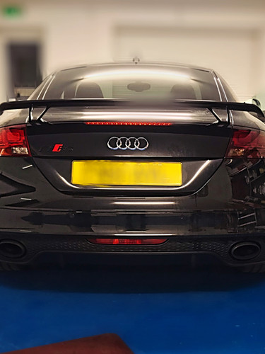 audi tail light tint