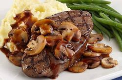 CAne Garden Steak