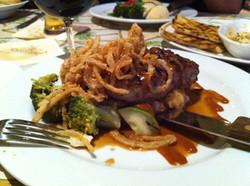 Cane Onion Steak