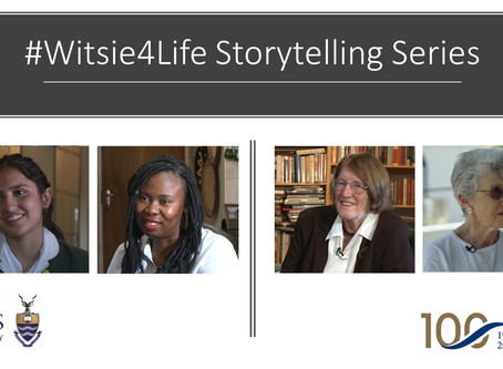 #Witsie4Life Storytelling Series: Women at Wits