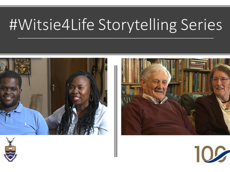 #Witsie4Life Storytelling Series      Head & Heart