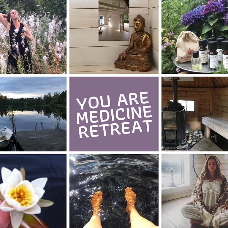 YOU ARE MEDICINE RETREAT - LOLLAND