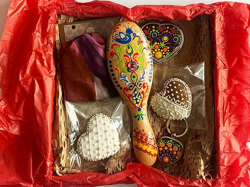 Gift box folklore