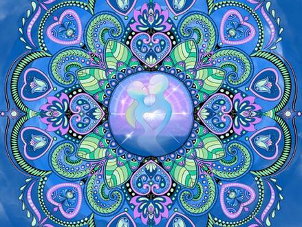 Mandala - creating