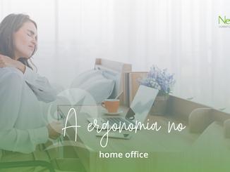 A ergonomia do home office
