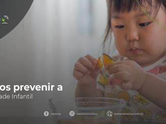 Vamos prevenir a obesidade infantil