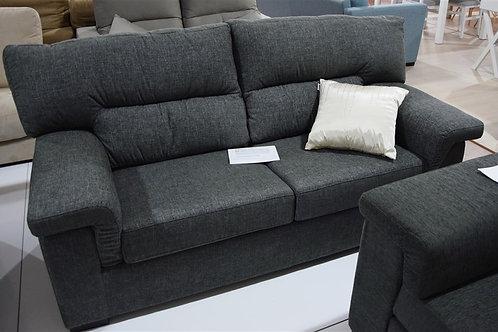Sofa gris 2
