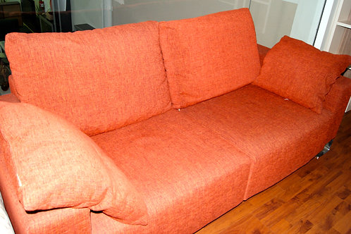 Sofá cama Naranja