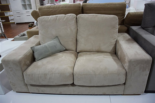 Sofa de ante beige