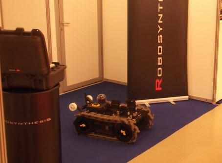 Ross Robotics at CBRNE Innovation Fair 2016