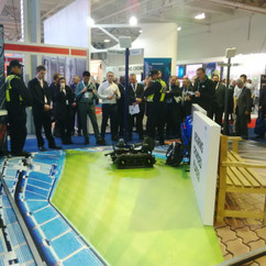 Ross-Robotics-participating-in-Crowded-P