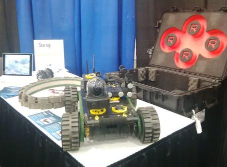 Ross Robotics at AUVSI XPONENTIAL in Dallas