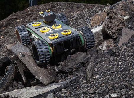 Worlds First Industrial-Strength Modular Robot System