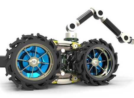 Robots become multi-talented (Institute of Mechanical Engineers)