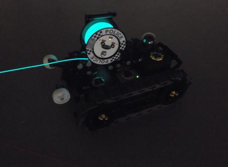 Ross Robotics' EXTRM 2.0 deploys WaySafe illuminated linear lighting