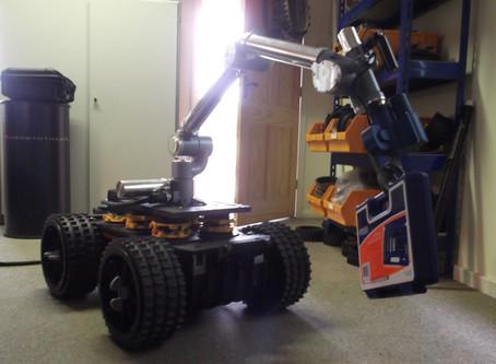 Ross Robotics integrates Oceaneering Terebot arm