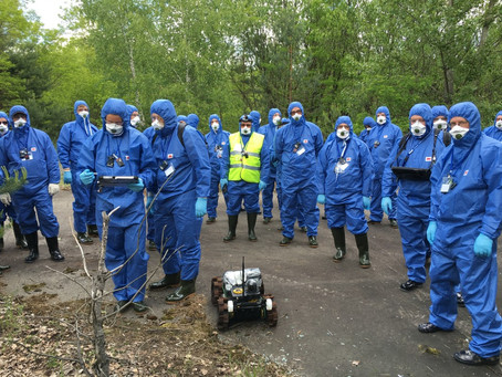 EDEN CBRNE Project Completed