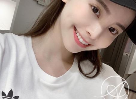 Annlala Beauty X 77陳佳琪(@chiiii7)飄霧眉/手足光療/手足保養/永和/板橋