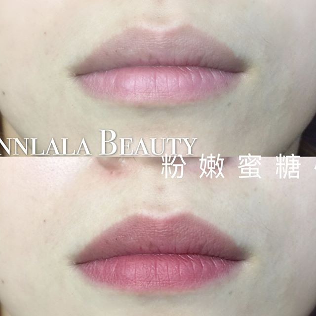 女孩子的唇色只要紅潤,不管氣色、財運、桃花都很加分喔。設計師:捲捲老師__常常為