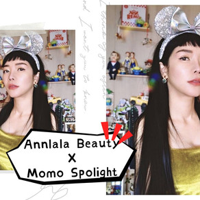 [紋繡]Annlala Beauty X 小浮誇(@momospoootlight) 飄霧眉/蜜糖嘟嘟唇 年度補色/永和/板橋