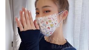 陳彤彤 X Annlala Beauty 手足光療秋冬款/琥珀色/造型 永和/板橋