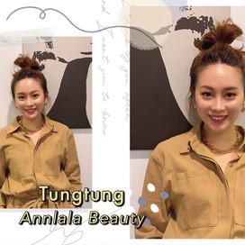 Annlala Beauty X 陳彤彤(@lfctungtung) 手足光療/塗鴉風/美睫/保養/永和/板橋