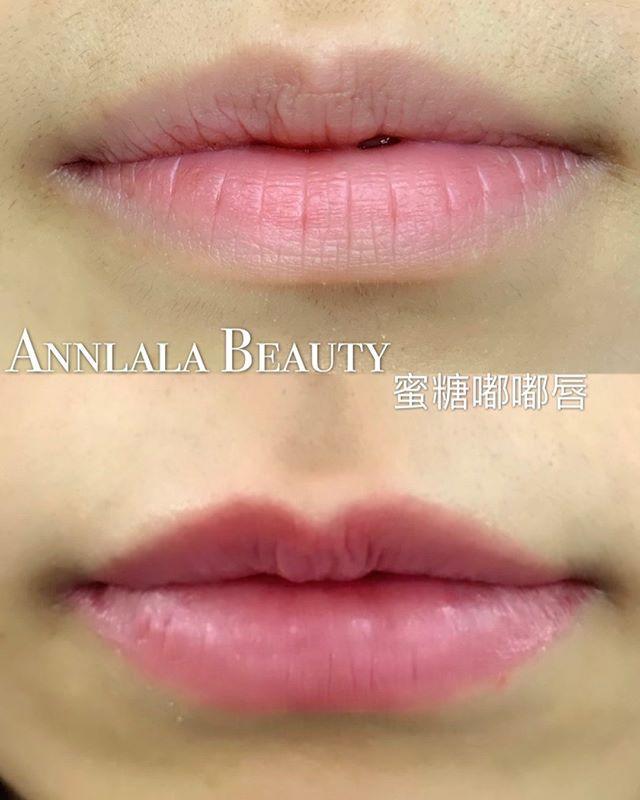 女孩子的唇色只要紅潤,不管氣色、財運、桃花都很加分喔。設計師:捲捲老師  常常為