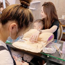 [美甲]Annlala Beauty X Candi凱娣(@canditseng) 手足光療設計/保養/板橋/永和